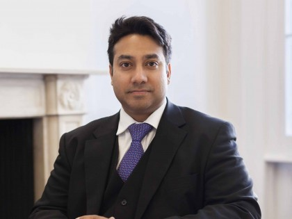 Anand Beharrylal defends in the high profile multi-handed Wonga fraud case at the Old Bailey